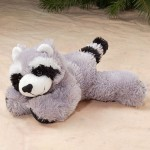Floppy Raccoon Stuffed Animal