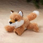 Floppy Red Fox Stuffed Animal