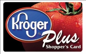kroger plus card